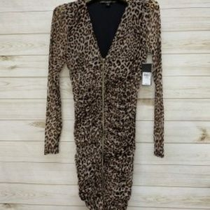 NWT Guess Long Sleeve Kinzie Dress